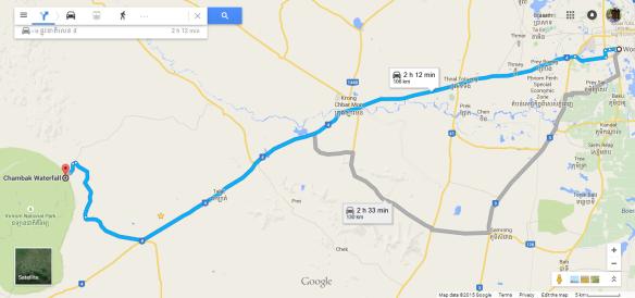 Chambok Maps