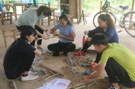 Bamboo Factory Project